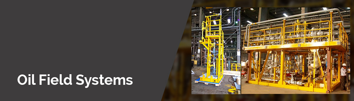 Oil and Gas Industry Packages - Kilburn