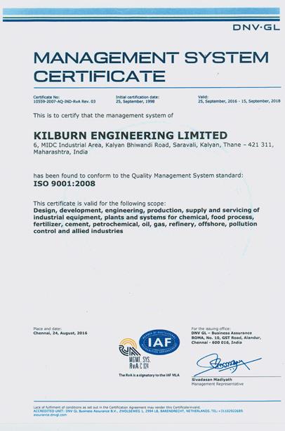 kilburn steel edition